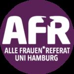 Logo Alle Frauen* Referat Uni Hamburg